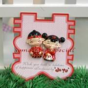 Couple Miniature